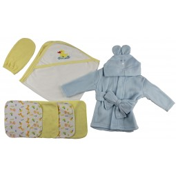Blue Infant Robe, Yellow...