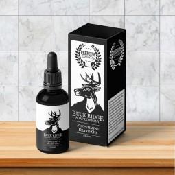 Peppermint Beard Oil