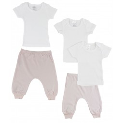 Infant T-shirts And Joggers