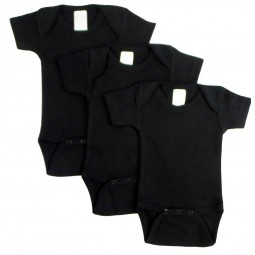Black Onezie (pack Of 3)