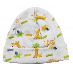 Printed Baby Cap