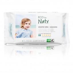 Naty - Baby Wipes Sensitive...