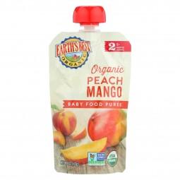 Earth's Best Organic Peach...