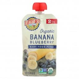 Earth's Best Organic Banana...
