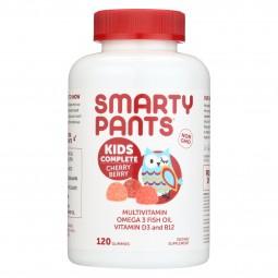 Smartypants Gummy Vitamin -...