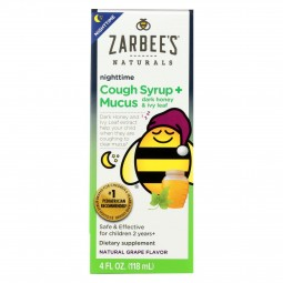 Zarbee's Cough Syrup And...