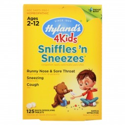 Hylands Homeopathic...