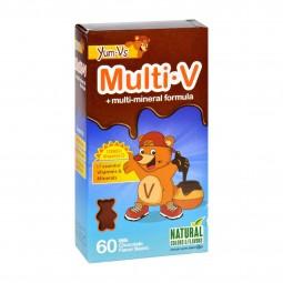 Yum V's Multi-v Plus...