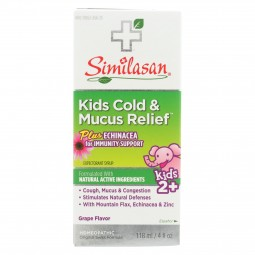 Similasan Kid's Cold Syrup...