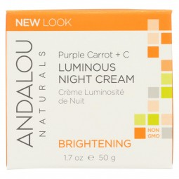 Andalou Naturals Luminous...