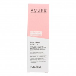 Acure - Oil - Tansy -...