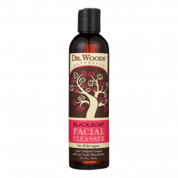 Dr. Woods Facial Cleanser...