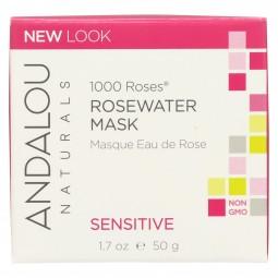 Andalou Naturals Rosewater...