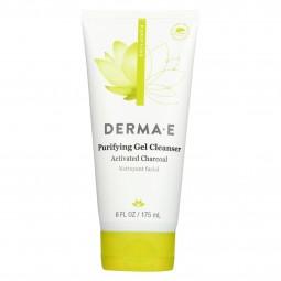 Derma E - Gel Cleanser -...