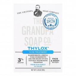 Grandpa's Thylox Acne...