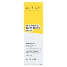 Acure - Serum - Brightening...