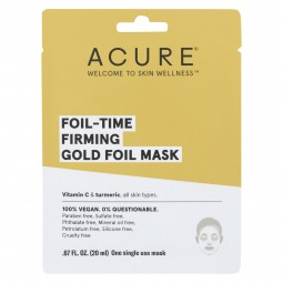Acure - Mask - Foil - Time...