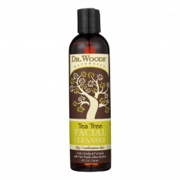 Dr. Woods Facial Cleanser -...