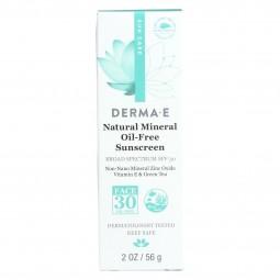Derma E - Sunscreen -...