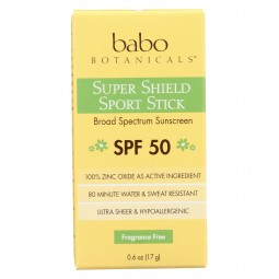 Babo Botanicals - Sunscreen...
