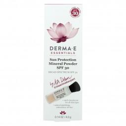 Derma E - Sunscreen - Ash...