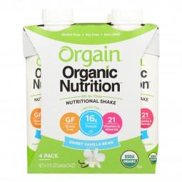Orgain Organic Nutrition...