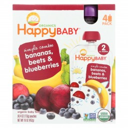 Happy Baby Food - Organic -...