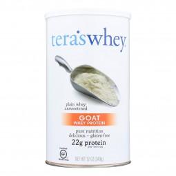 Tera's Whey Protein - Goat...