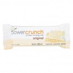 Power Crunch Bar - French...