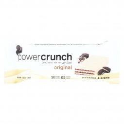 Power Crunch Bar - Cookies...