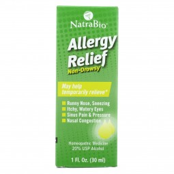 Natrabio Allergy Relief...