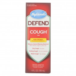 Hylands Homepathic Cough...