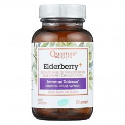 Quantum Elderberry Lozenges...