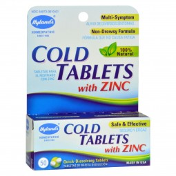 Hyland's Cold Tablets With...