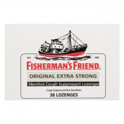 Fisherman's Friend Lozenges...