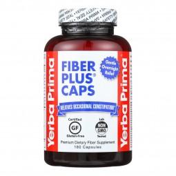 Yerba Prima Fiber Plus Caps...