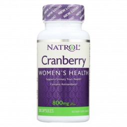 Natrol Cranberry Extract -...