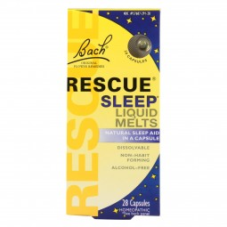 Bach Flower Remedies Rescue...