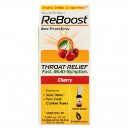 Reboost Throat Relief Spray...