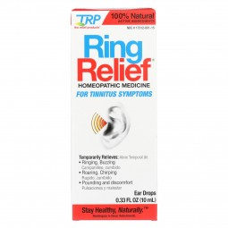 Trp Ear Drops - Ring Relief...