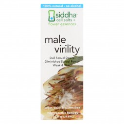 Siddha Flower Essences Male...