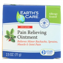 Earth's Care Pain Relieving...