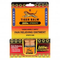 Tiger Balm Ultra Strength...