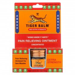 Tiger Balm Pain Relieving...