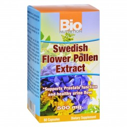Bio Nutrition - Inc Swedish...
