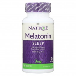 Natrol Melatonin - 3 Mg -...