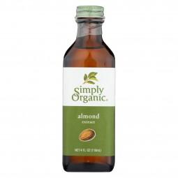 Simply Organic Almond...