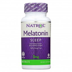 Natrol Melatonin Time...