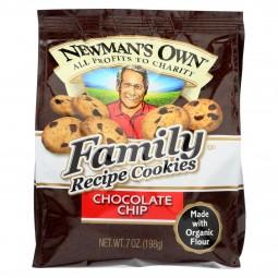 Newman's Own Organics...