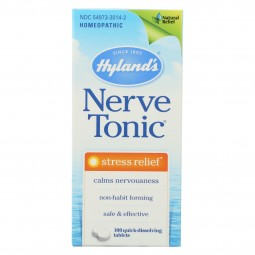 Hyland's Nerve Tonic - 100...